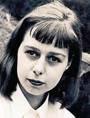 Author photo. Carson McCullers