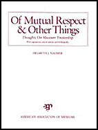 Of mutual respect and other things : an…