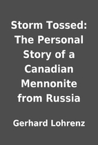 Storm Tossed: The Personal Story of a…
