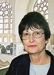 Author photo. Edna Brocke