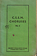 CSSM Choruses No 2 by Children's Special…