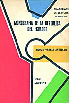 Monografía de la República de Ecuador by…