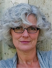 Author photo. Anneloes Timmerije