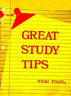 Great study tips by Vicki Tyler