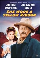 She Wore a Yellow Ribbon [1949 film] by John…
