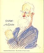 Shaw : an exhibit, September 11,…