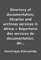Directory of documentation, libraries and…
