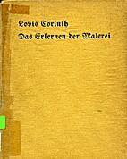 Das Erlernen der Malerei : Ein Handbuch von…