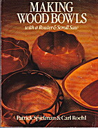 Making Wood Bowls With a Router & Scroll Saw…
