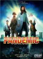 Pandemic by Matt Leacock