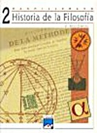 Bachillerato 2. Historia de la Filosofía by…