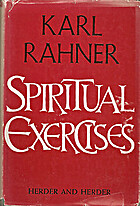 Spiritual Exercises by Karl Rahner