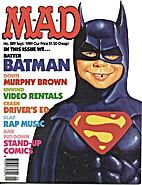 MAD Magazine #289 - Batman - Sep 1989 by Mad…