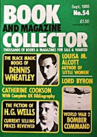 Book and Magazine Collector September 1988 -…
