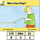 Who Can Play? (Sun Sprouts-Lemon) by Jill…