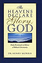 The Heavens Declare the Glory of God by…