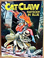 Cat Claw 1. Ratsody in blue by Bane Kerac