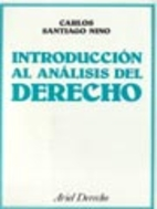 Introduccion Al Analisis del Derecho…