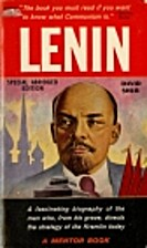 Lenin, a Biography by David Shub