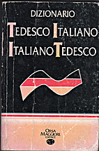 Dizionario Tedesco-Italiano…