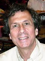 Author photo. Columbia University