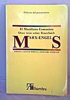 El Manifest comunista ; onze tesis sobre…