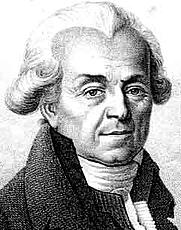 Author photo. Barthélemy Faujas de Saint-Fond. Wikimedia Commons.