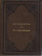 De dichtwerken van W. J. van Zeggelen :…