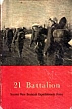 21 Battalion (Official history of New…