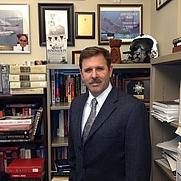 Author photo. John T. Kuehn