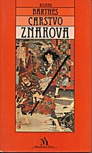 Carstvo znakova by Roland Barthes