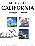 Noticia de la California - al encuentro de…