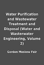 Water Purification and Wastewater Treatment…