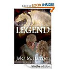 Legend by Jolea M. Harrison
