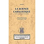 La Science cabalistique ou l'Art de…