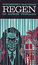 Regen en andere verhalen by William Somerset…