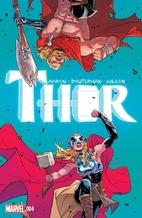 Thor, Vol. 4 #4 by Jason Aaron