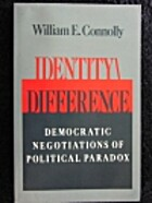 Identity/Difference by William E. Connolly
