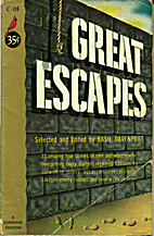 Great Escapes by Basil Davenport