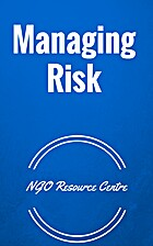 Managing Risk by NGO Resource Centre