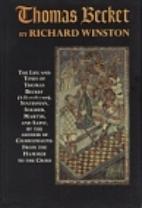 Thomas Becket by Richard Winston