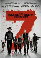 The Magnificent Seven [2016 film] by Antoine…
