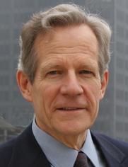 Author photo. Harold M. Edwards