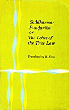 Saddharma-Pundarika or The Lotus of the True…