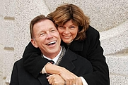 Author photo. Richard & Linda Eyre. Deseret News.