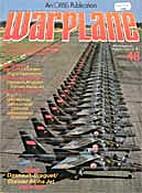 Warplane Volume 4 Issue 48 by Stan Morse