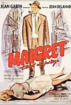 Maigret virittää ansan, 1958, ohjaaja:…