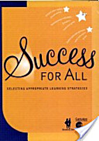 Success for All: Selecting appropriate…