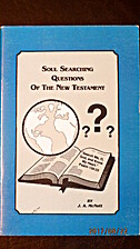 Soul Searching Questions of the New…