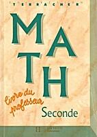 Maths Seconde - 4ème - Livre du professeur,…